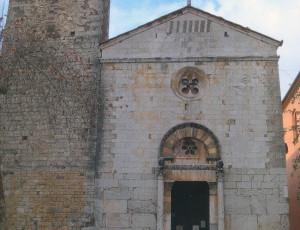Le chiese di Suvereto